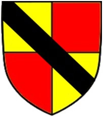 Beauchamp coat of arms.